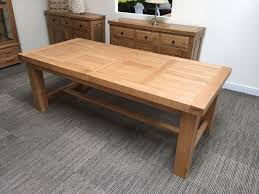 Solid Oak Furniture Vienna Solid Oak Extending Dining Table Oak Furniture Oakita