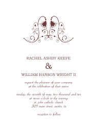 catholic wedding invitations wedding invitation wording in sles catholic wedding