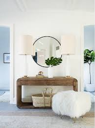 Entry Console Table Entryway Design Plans Console Table Up Remington Avenue