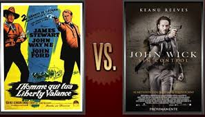 Watch The Man Who Shot Liberty Valance Matchup Of The Day The Man Who Shot Liberty Valance Vs John Wick