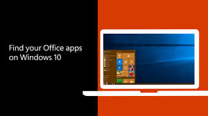 can u0027t find office applications in windows 10 windows 8 or