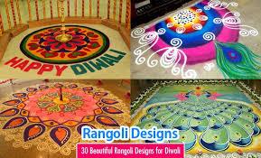 30 best and easy rangoli designs for diwali festival read