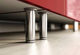 pied meuble cuisine garde corps escalier brico depot fresh pieds de cuisine rglable