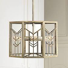 Antique Brass Pendant Light Robert Octavius 18 Wide Antique Brass Pendant Light