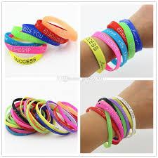 fashion bracelet silicone images 2018 cheap elastic silicone bracelet mixed fashion candy color jpg