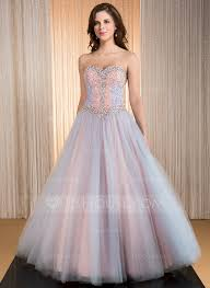 ball gown sweetheart floor length taffeta tulle prom dress with