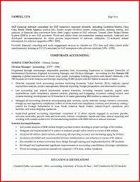 accountant resume template accountant accountant job resume