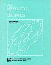 an introduction to mechanics daniel kleppner robert j kolenkow