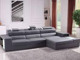 Grey Velvet Sectional Sofa by Furniture 54 Furniture Tufted Pattern Gray Velvet Sectional