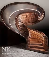 Custom Staircase Design Custom Staircases Stair Design Curved Stairs By Nk Woodworking