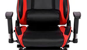 mophorn high back reclining chair executive racing style gaming