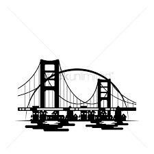 free golden gate bridge stock vectors stockunlimited