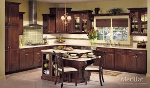 Maple Kitchen Cabinet Merillat Classic Somerton Hill In Maple Sedona Merillat