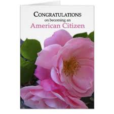 citizenship congratulations card congratulations on citizenship greeting cards zazzle
