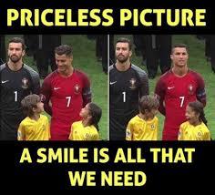 Cristiano Ronaldo Meme - uefa euro 2016 won by ronaldo s portugal team winning memes and photos