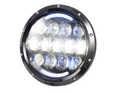 jeep headlights at night mvp 2 led headlights leds 4 less