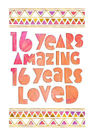 amazing sweet 16 birthday card greeting cards hallmark