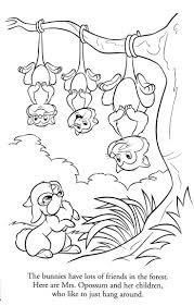 chip n dale coloring pages