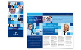100 publisher tri fold brochure templates free free download