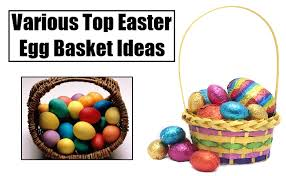 easter egg basket various top easter egg basket ideas 7 best easter egg basket