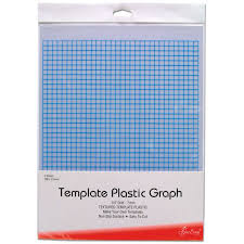 Plastic Template Sheets Sew Easy Template Plastic Graph Sheet Hobbycraft