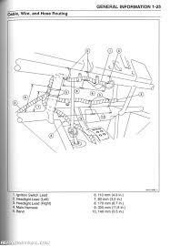 kawasaki mule 3010 wiring diagram sesapro com