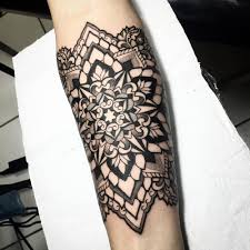 mandala forearm designs ideas and meaning tattoos for you