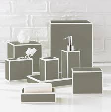 Gray Bathroom Accessories Set by Best Of Gray Bathroom Accessories Set Bathroom Ideas