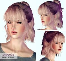 hair color to download for sims 3 41 best sims 3 cc makeup images on pinterest blusher blushes