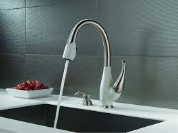 furniture interesting brushed nickel faucet direct for kitchen
