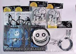 nightmare before christmas party supplies this is collection on ebay