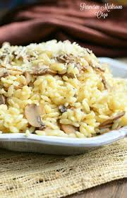 parmesan orzo will cook for smiles
