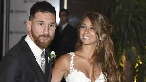 his and wedding messi flies to barcelona after his wedding to sign new contract