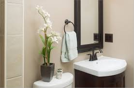 stylish small remodeled bathrooms with toilet bowl on chest of