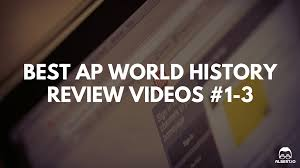 the best ap world history review videos crashcourse world history