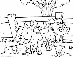 cattle coloring pages newcoloring123
