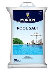morton salt pool salt 40 lb bag walmart com