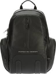 porsche design dress shoes porsche design zip backpack in black for men lyst