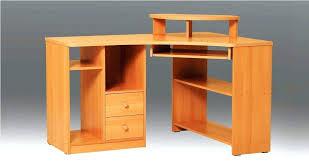 Corner Computer Desk With Storage Wood Corner Computer Desk Astonishing Cherry Wood Computer Desk