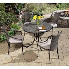 Outdoor Patio Furniture For Small Spaces Lovely Small Patio Table Set Rwwib Formabuona