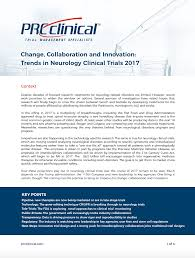 change collaboration and innovation trends in neurology clinical