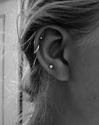 earrings for pierced ears best 25 different ear piercings ideas on ear