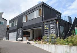 shipping container house miami shipping container building