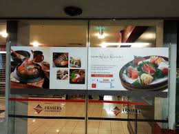 Ent Mural Cuisine Plixo Large Format Printing Services In Singapore Stickers Signs