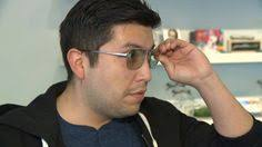 Sunglasses For Blind People Colorblind People See Color For The First Time Sourcefed