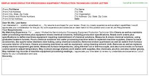 production engineer cover letter medium size of resumeexample