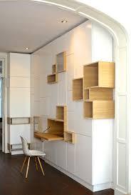 bibliothèque bureau intégré bibliotheque bureau integre des idées pour le style de maison
