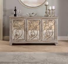 Mirrored Console Table Hillsdale Malbec Decorative Mirrored Console Table Rubbed Grey