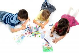 kids color nice crayons color song learn colors babies