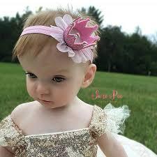 headband baby best 25 crown headband ideas on baby hair accessories